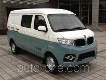 Jinbei SY5021XXY-K1SBW box van truck