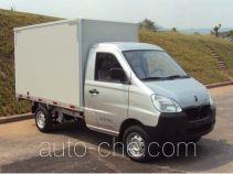 Jinbei SY5020XXY-YB4AJ box van truck