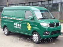 Jinbei SY5020XYZ-K1SBW postal vehicle