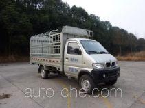 Jinbei SY5021CXYBDQ45 грузовик с решетчатым тент-каркасом