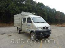Jinbei SY5021CXYBSQ45 грузовик с решетчатым тент-каркасом