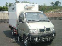 Jinbei SY5021XLCBDQ45B refrigerated truck