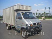 Jinbei SY5021XXYBDQ45 box van truck