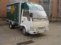 Jinbei SY5022XYZD3-E postal vehicle
