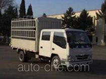 Jinbei SY5024CCYSL-D2 stake truck