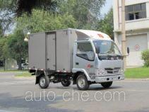 Jinbei SY5024XXYD-K1 box van truck