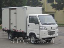 Jinbei SY5024XXYDAL-K2 box van truck