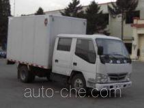 Jinbei SY5024XXYSL-D2 box van truck