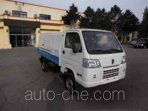 Jinbei SY5024ZLJDAL-K2 dump garbage truck