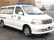 Jinbei SY5031XJHL-X2SBG ambulance