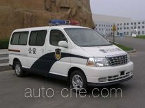 Jinbei SY5031XQCL-M1S1BG prisoner transport vehicle