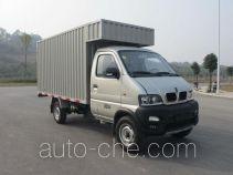 Jinbei SY5021XXYAADX9LE box van truck