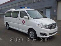 Jinbei SY5032XJHL-G9S1BG ambulance