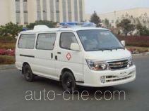 金杯牌SY5033XJH-D3S1BH型救护车