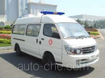 Jinbei SY5033XJHL-MSBH ambulance