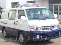 Jinbei SY5033XKC-WSH investigation team car