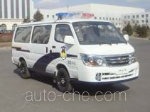 Jinbei SY5033XQC-MSBH prisoner transport vehicle
