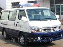 Jinbei SY5033XQC-USBH prisoner transport vehicle