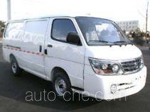 Jinbei SY5033XXH-X2SBH van truck