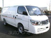 Jinbei SY5033XXY-P3SBH box van truck
