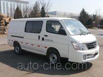 Jinbei SY5033XXY-D5SBH2 box van truck