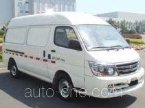 金杯牌SY5033XXYL-U3SBH39型厢式运输车