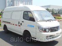 Jinbei SY5033XXYL-USBH1 box van truck