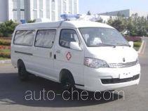 Jinbei SY5034XJHL-MSBH ambulance