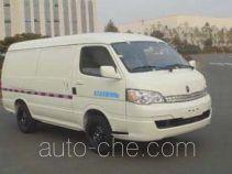 Jinbei SY5034XXY-X5SBH box van truck