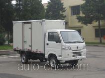 Jinbei SY5034XXYDAL-B6 box van truck