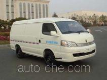Jinbei SY5034XXYL-W1SBH box van truck