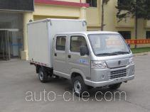 Jinbei SY5034XXYSZ8-B6 box van truck