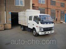 Jinbei SY5035CCYSL1-W2 stake truck