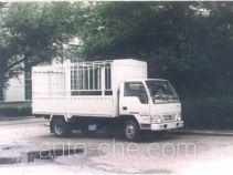 Jinbei SY5036CXYD3-A грузовик с решетчатым тент-каркасом