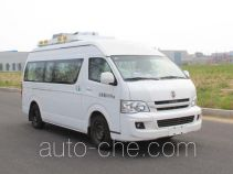 Jinbei SY5038XJEL-MS1BH1 monitoring vehicle