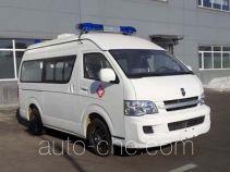 金杯牌SY5038XJH-M1S1BH型救护车