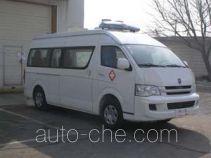 Jinbei SY5038XJHL-G5S1BH ambulance