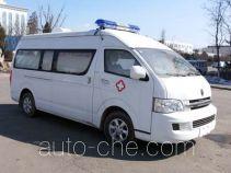 Jinbei SY5038XJHL-G9S1BH ambulance