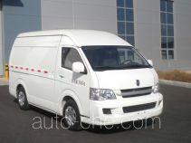 Jinbei SY5038XLC-MSBH refrigerated truck
