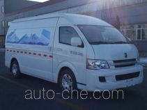 Jinbei SY5038XLCL-M1SBH refrigerated truck