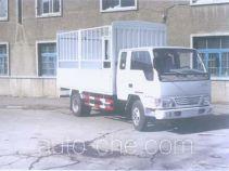 Jinbei SY5041CXYB3-L грузовик с решетчатым тент-каркасом