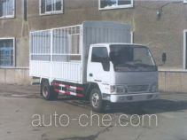 Jinbei SY5041CXYD3-L грузовик с решетчатым тент-каркасом