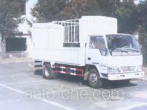 Jinbei SY5042CXYD3-ME грузовик с решетчатым тент-каркасом