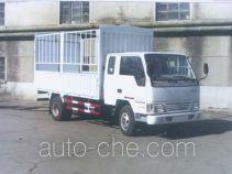 Jinbei SY5043CXYB4-Y грузовик с решетчатым тент-каркасом