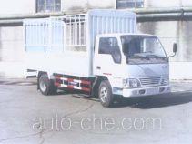 Jinbei SY5043CXYD4-Y грузовик с решетчатым тент-каркасом