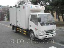 Jinbei SY5043XLCD-AK refrigerated truck
