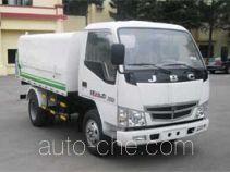 Jinbei SY5043ZLJDH-LE dump garbage truck