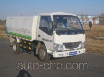 Jinbei SY5043ZLJDH-M7 dump garbage truck