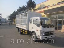 Jinbei SY5044CCYBQ-LQ грузовик с решетчатым тент-каркасом