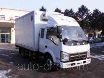 Jinbei SY5044XLCBQ-V5 refrigerated truck